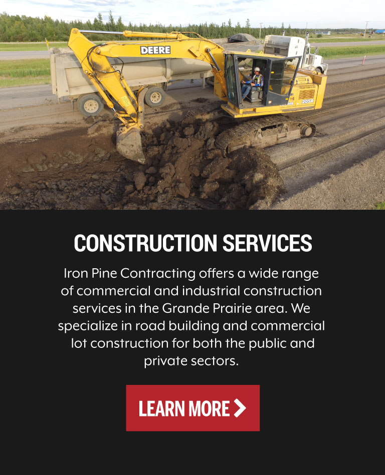 Construction Services Grande Prairie